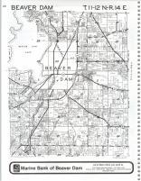 Map Image 016, Dodge County 1980